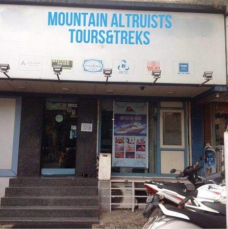 Darjeeling District, Индия: Mountain Altruists