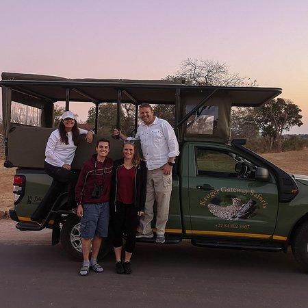 Kruger Gateway Safaris