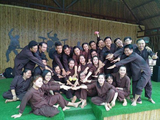 Провинция Бенче, Вьетнам: Team rất vui và nhiệt tình