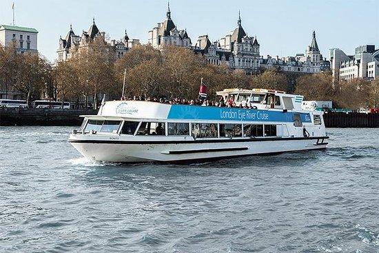Crucero London Eye por el río y...