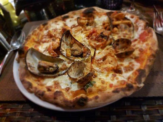 Ettukala, Шри-Ланка: Pizza