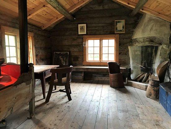 Rauland, Noruega: Myllarheimen er husmannsplassen Kosi der den kjende felespelaren Myllarguten levde dei siste åra av livet sitt.