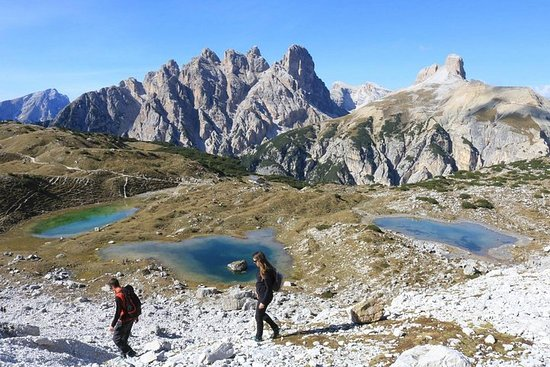 Hike the Dolomites - One day private excursion nearby Cortina