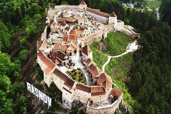 游览德古拉的城堡和布拉索夫熊保护区