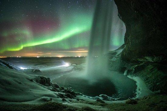 Gletscher-, Wasserfälle- und...
