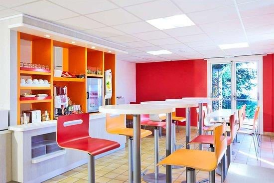 Nanteuil-les-Meaux, Francia: premiere classe visuel pdj