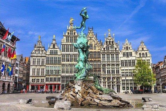 Excursion d'une journée en bus à Anvers...