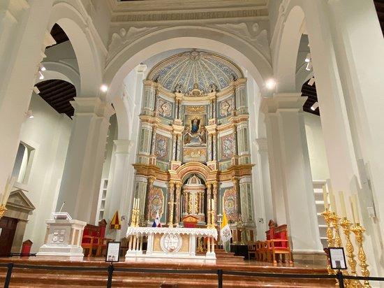 Katedra w Starej Panamie