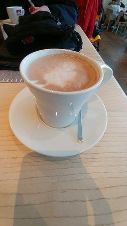 Patsch, Österreich: Hot Chocolate