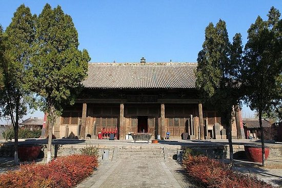 Engelsktalende guide - Familiehuset Wang, Zhangbi Ancient Castle...