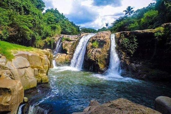 """Day Tour """"Salto Malacatiupan Hotspring waterfalls"""" and Ataco colonial..."""