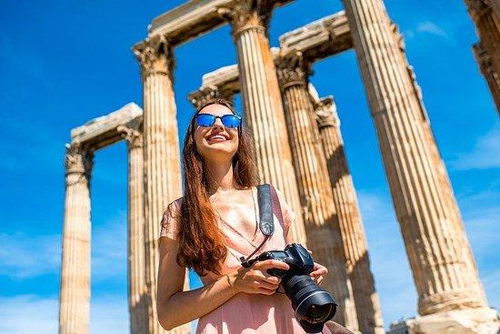 7 jours Athènes-Mykonos