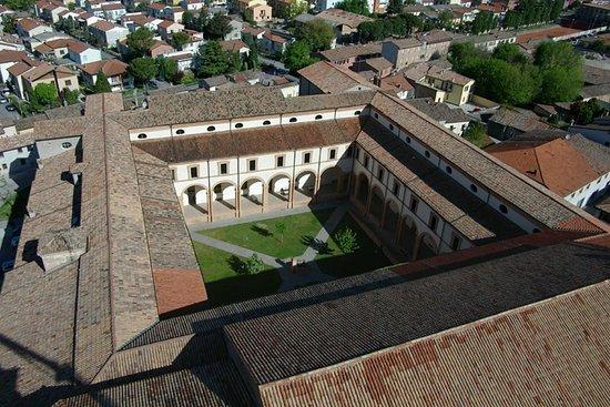 Antico Convento San Francesco, Bagnacavallo, Emilia-Romagna, Italy