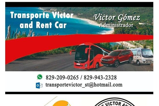 transporte victor and rent car