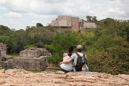Heldags Yucatan-tur til Ek Balam, Las...