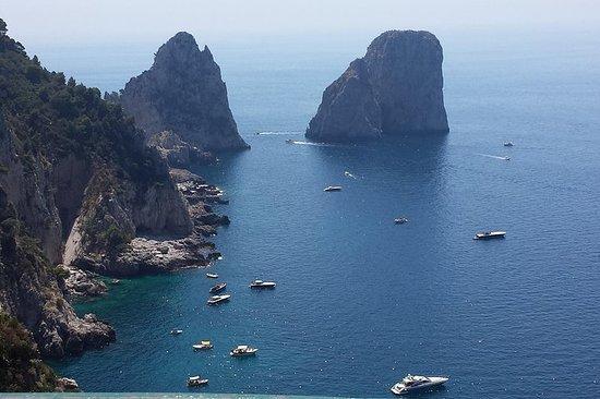 Expérience VIP: l'île idyllique de Capri