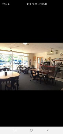 Heyfield, Australië: Cafe 3858