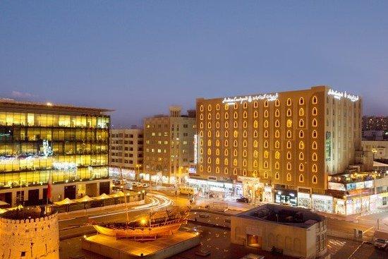 阿拉伯萬怡酒店