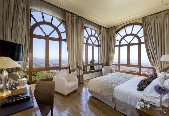 Gran Hotel La Florida, hoteles en Barcelona
