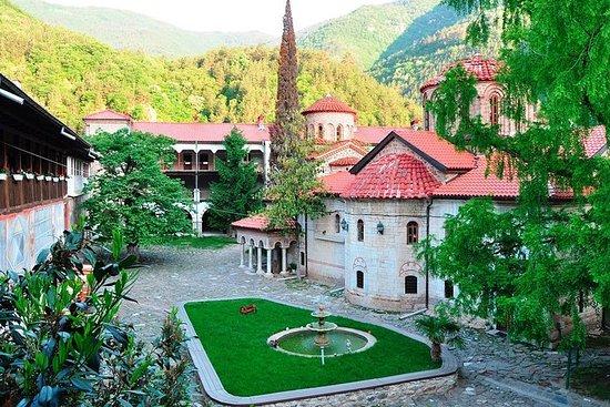 1-daagse reis van Plovdiv naar ...