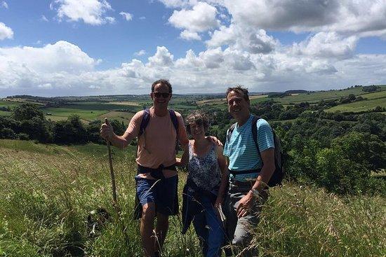 Walking adventures in Exmoor National...
