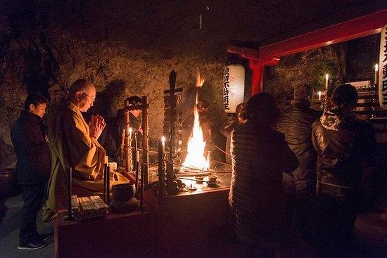 Buddhist (Gomataki) Fire Ritual in a 1300 Years-Old Cave (Odd...