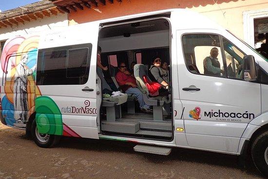 Sentral-Mexicos UNESCO-destinasjoner turnerer