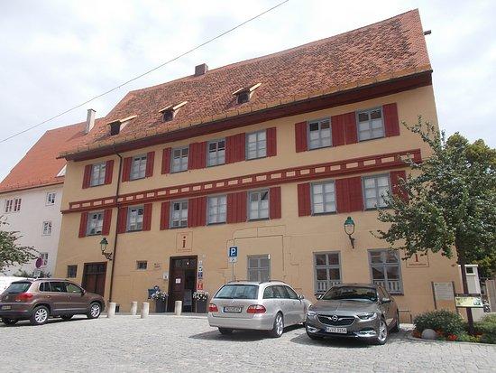 Tourist-Information der Stadt Noerdlingen