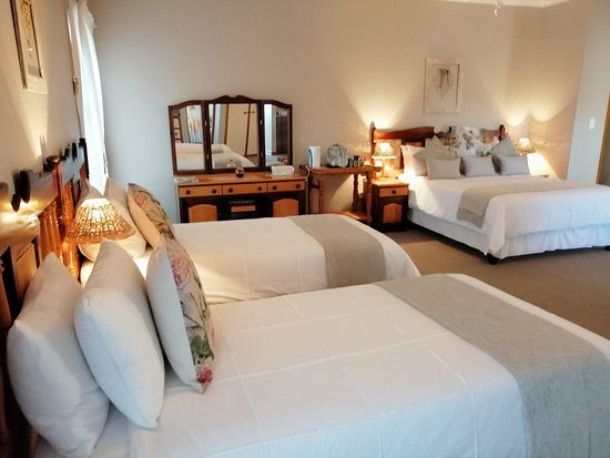 Askham, Южная Африка: The Family Suite is ideal for families that do not mind to share a bathroom.