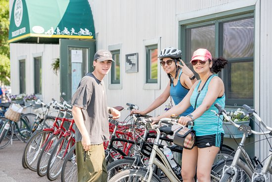 Local Motion Trailside Center Bike Rentals