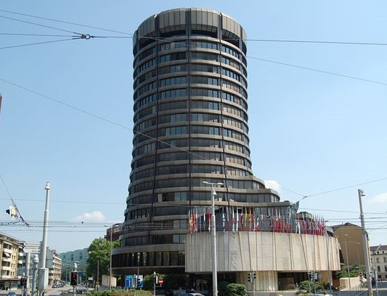 BIS Tower - Bank for International Settlements