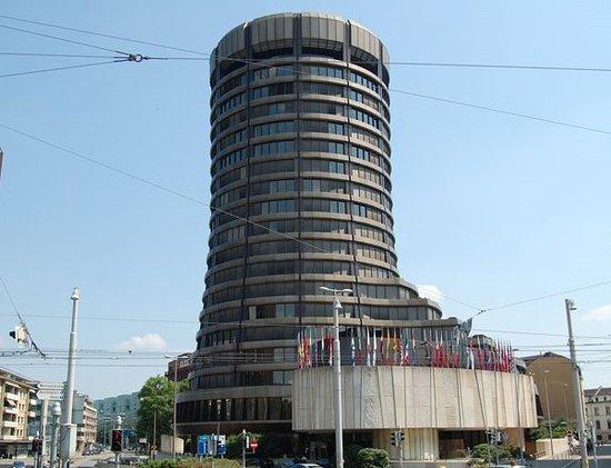 BIS Tower - Bank for International Settlements