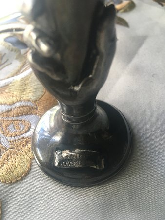 Endless Caverns: this was given to me by my grandmother does anyone know what it is it has endless tavern stamped on it. i think its a vase