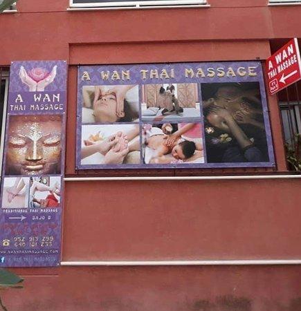 A Wan Thai Massage San Pedro de Alcantara