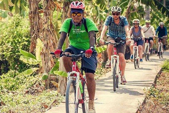 曼谷外圍小徑全日導覽單車遊