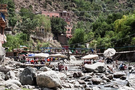 Ourika Valley Day Trip Fra Marrakech...