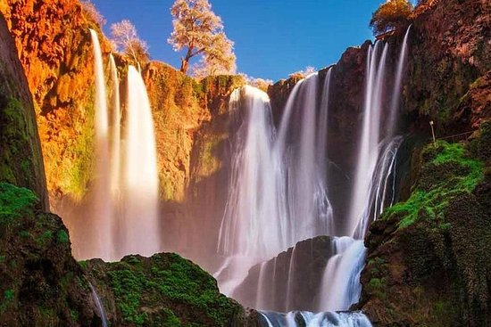 Ouzoud Falls dagstur fra Marrakech med...