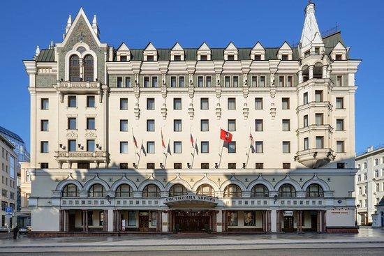 Отель Москва Марриотт Ройал Аврора
