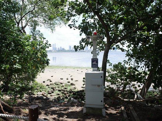 Kranji Beach Battle Site