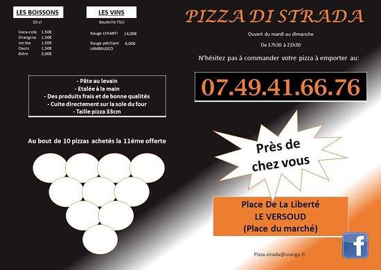 Le Versoud, France: Contactez les !