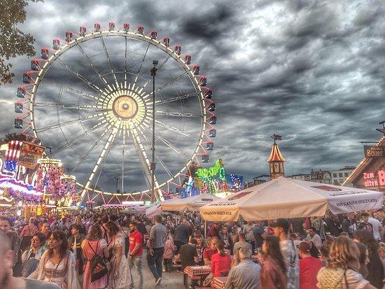 Volksfest Stuttgart 2020