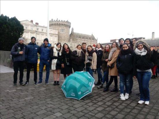 Paseando por Europa - Dublin