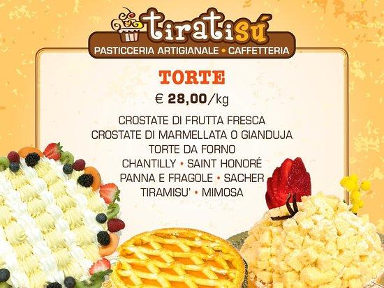 Calco, Italië: Torte