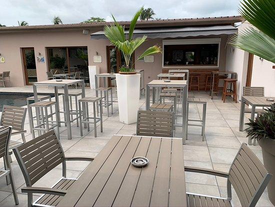 Port Gentil, กาบอง: Joe's bar