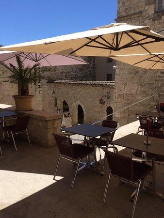 Monflanquin, France: Le calme et la convivialité.