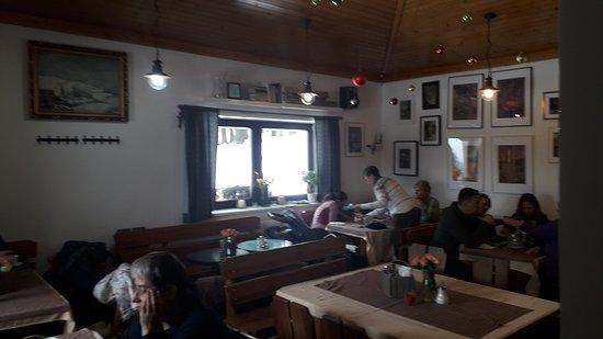 Stachy, Czech Republic: Interiér