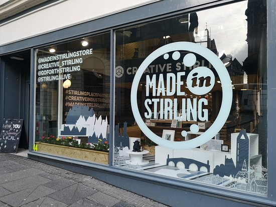 ‪Made In Stirling‬