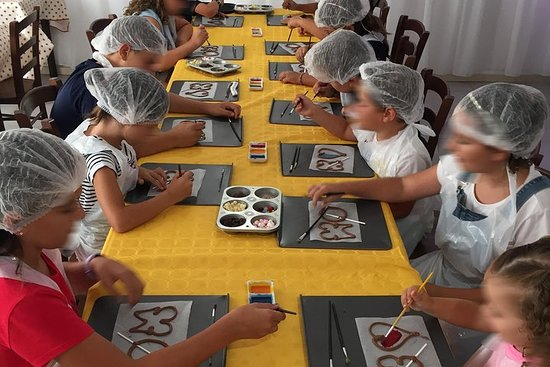 Atelier Junior Chocolatier