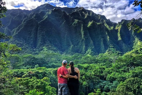 6 Hour Romantic Hawaii Jeep Tour