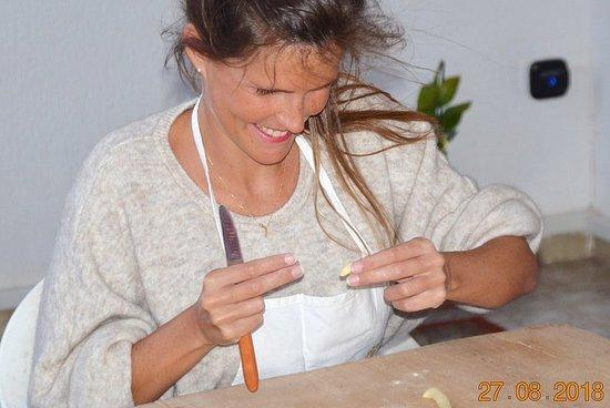 """Puglia Cooking class """"Le orecchiette..."""